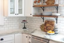 Vintage kuchyne