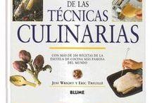 Libros gastronomicos