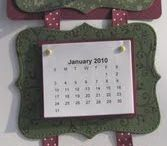 Calendars, gift cards, etc