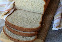 Bread  / by Monica Killen