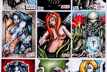 Sketch Cards for Unstoppable cards - Fantasy