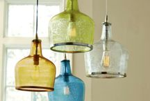 Light Decor  / Find the perfect light fixture for the right place.  / by Brown's Interior Design