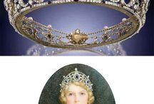 Royal & famous things__Tiaras -Crowns- etc  S