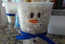 Olaf popcorn