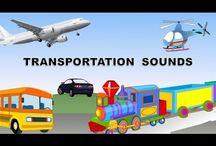 Engels: Transport