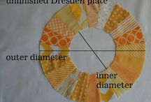 quilts: tutorials, tips and charts