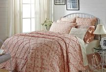 Luxury Bedding Ensembles / Ideas to help create your own romantic and serene bedroom  hideaway!