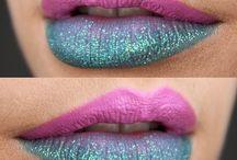 Lips / Batons e etc