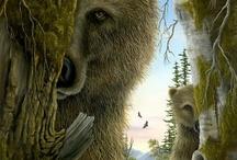 Bear and bear