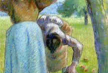 Art-Camille Pissarro / Camille Pissarro