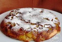recettes gâteaux aux pommes