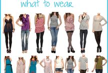 What to Wear Senior Session / Find inspiration for what to wear to your senior portrait session!