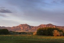 Beautiful Boulder County / Boulder County includes many towns across the Front Range and is known for its beauty