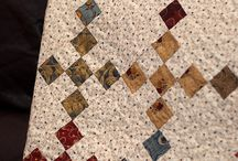 scrap quilts / by Louise Fralie