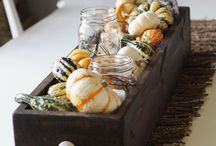 Fall decor / by Jessica Matthews