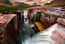 Waterfalls! / by Lona Tate