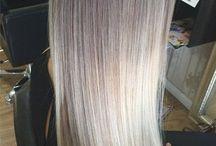 Blond cendre