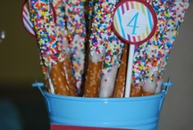 party ideas / by Seka Givens
