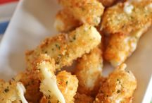 Appetizers Easy Finger Food Party Snacks / Shrimp, Chicken Wings, Egg Rolls, Olives, Poppers, Hot Dip, Cheese, Pierogis, Appetizers, Wontons, Puffs, Sushi, Potato Skins, Pickles, Cheese Spread, Crab Rangoon, Dipping Sauce, Mozzarella Cheese Sticks, Nachos, Meatballs, Crostini, Mushrooms,Antipasto, and Baked Fontina