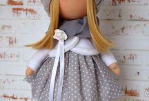 Куклы тыквоголовки