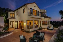 2362 Lozana Drive, Del Mar, CA 92014 / This phenomenal 2008 custom Spanish home was built on a 15,000 Sq ft lot overlooking Crest Canyon with ocean views.