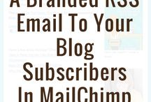 Blogger Email Tips