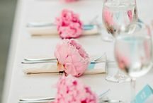 Wedding Tabletops & Linens / Table linens and tabletop decor for your wedding.