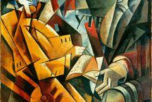 Русский авангард / Направление в современном искусстве