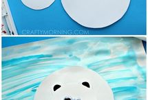 Kids Activities // Polar Animals