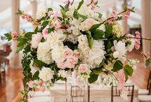 Нежно розовая свадьба