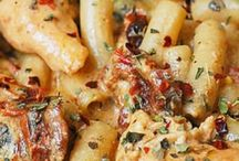 Pasta Dishes & Recipes