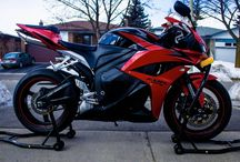 """Canada's Ride - Motorcycle Pictures / This board features some of our favourite entries from the Canada's Motorcycle ride of the month contest. You can win a $100 gift card and be declaired """"Canada's Ride"""" by entering here: http://camoto.ca/9m5vb"""