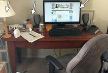 Where Bloggers Blog