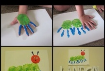 Kid crafts / Fun projects to do with your little ones