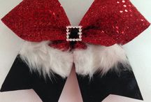 christmas cheer bows