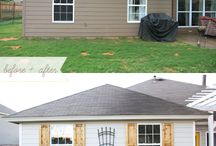 Outdoor Decor / by Ashley Stroh