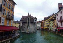 Annecy, Francia / Qué ver y hacer en Annecy, guía turística completa de la ciudad. http://bit.ly/1HDMrIH