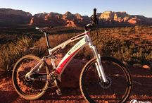 Emotion Neo Jumper Full Suspension Electric Mountain Bike / by Electric Bike Report