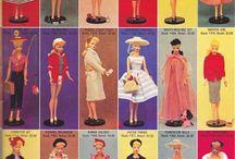 barbie stroje 70
