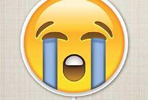 Plaquinhas Emoji Elo7