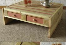 pallets and craft ideas