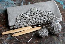 crochet clothes / gehaakte kleding en accessoires