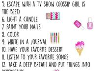 Things to do for girls