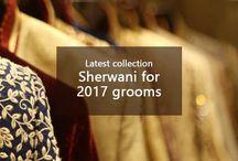 Latest Sherwani Designs for 2017 Weddings
