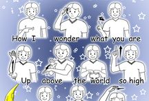 Songs with Sign Language