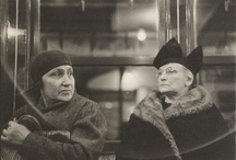 Walker Evans / Subway photographs 1938-1941