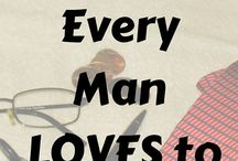 five things men want to hear