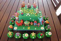 Jessica birthday ideas / Cake!