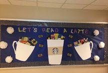 Bulletin boards / by Jenny Maruna Armstrong