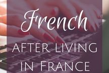 French language learning / This is for people interesting in learning French. As an American in France, learn about my French mistakes, French language learning tips and more.